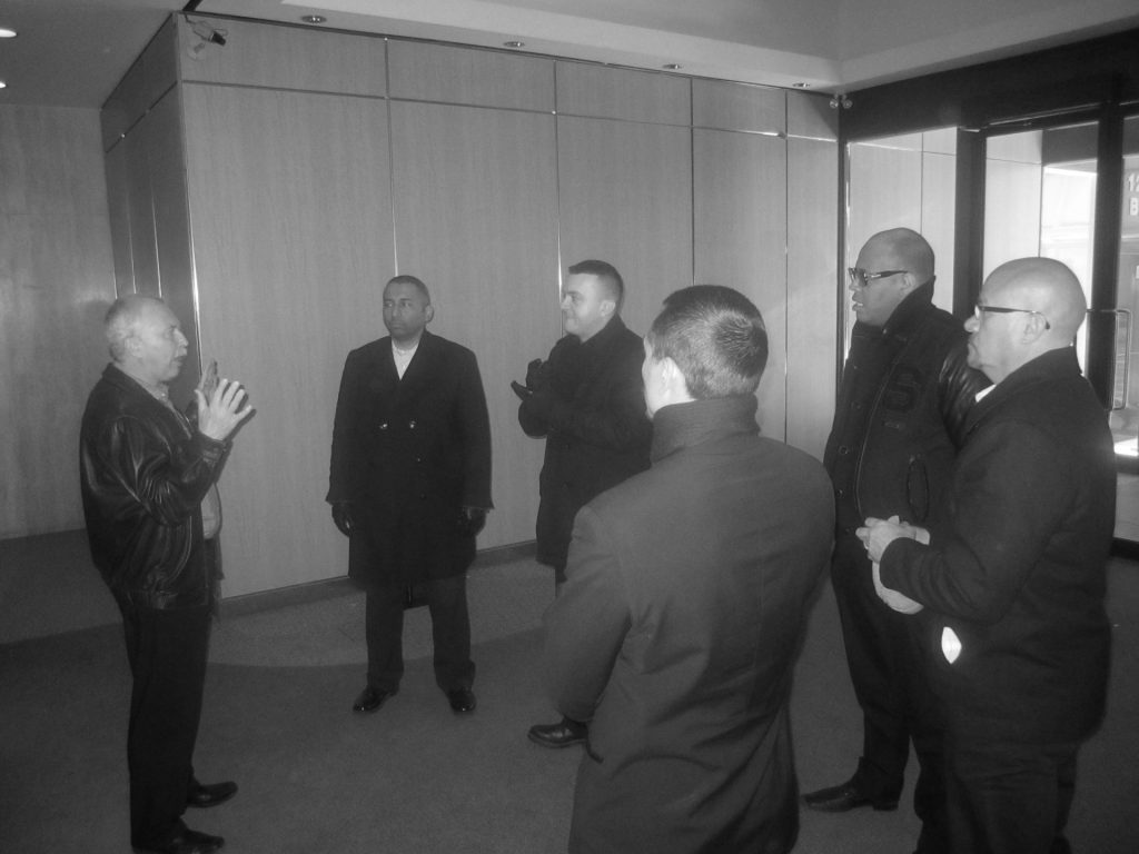 close protection training